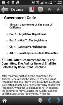 NY Laws screenshot 2
