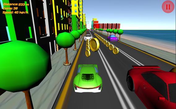 Lightning Cars Racing screenshot 10