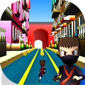 Run Subway Ninja icon
