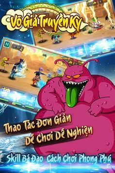 Võ Giả Truyền Kỳ poster