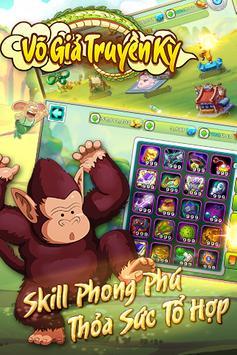 Võ Giả Truyền Kỳ apk screenshot