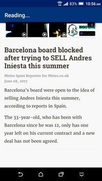 Breaking Barcelona News screenshot 2
