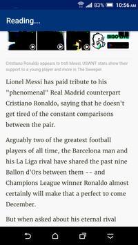 Breaking Barcelona News screenshot 3