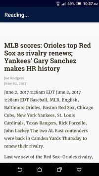 Breaking Boston Red Sox News apk screenshot