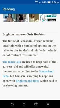 Breaking Brighton News screenshot 2