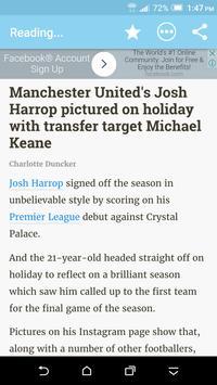 Breaking Burnley News screenshot 3