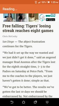Breaking Detroit Tigers News screenshot 3