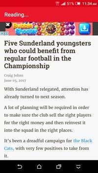 Breaking Sunderland News screenshot 3