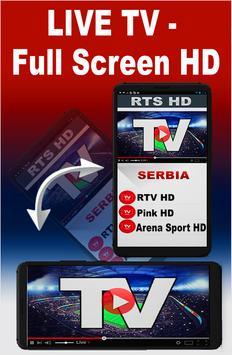 TV Serbia screenshot 1