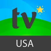 TV Listings simgesi