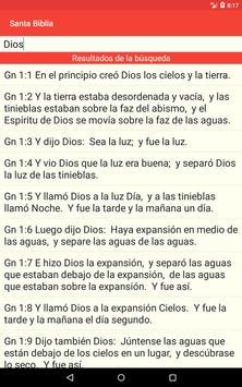 Santa Biblia screenshot 19