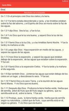 Santa Biblia screenshot 12