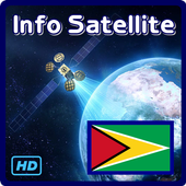 Guyana HD Info TV Channel icon
