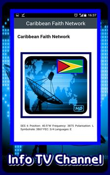 Guyana HD Info TV Channel screenshot 1
