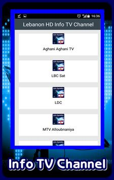 Lebanon HD Info TV Channel for Android - APK Download