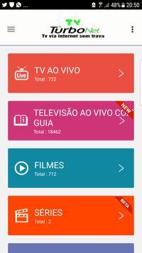 Tv Turbo Net screenshot 1