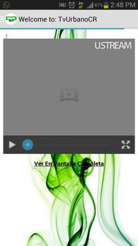 TVUrbano CR (TV Urbano CR) screenshot 3