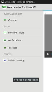 TVUrbano CR (TV Urbano CR) screenshot 1