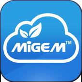 MiGEM 神達智能環控系統 icon
