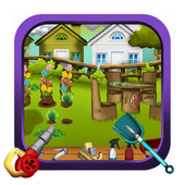 Game android Kids Garden- Washing Game APK new new
