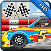 Stock Cars Racing Game icon