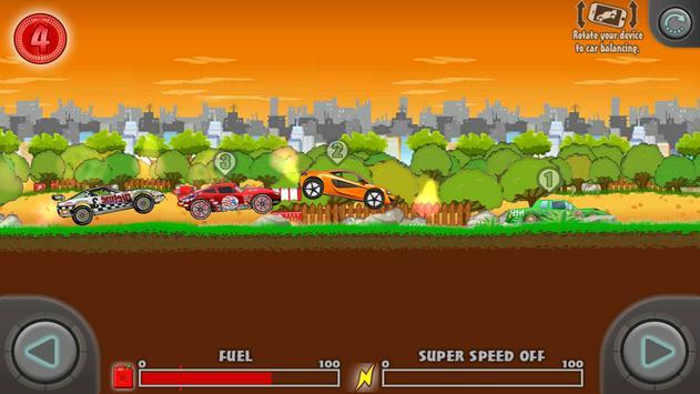 Stock Cars Racing Game screenshot 20