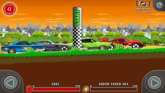 Stock Cars Racing Game screenshot 9