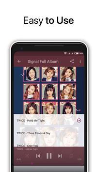 TWICE - Signal + Lyrics Offline screenshot 1