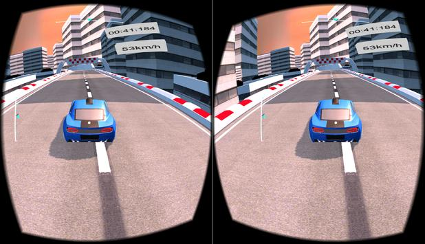 VR Car Project apk screenshot