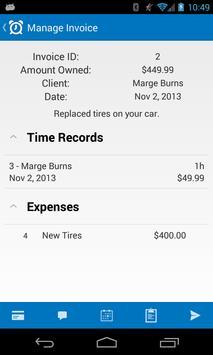 Time Boss: Time Billing screenshot 6