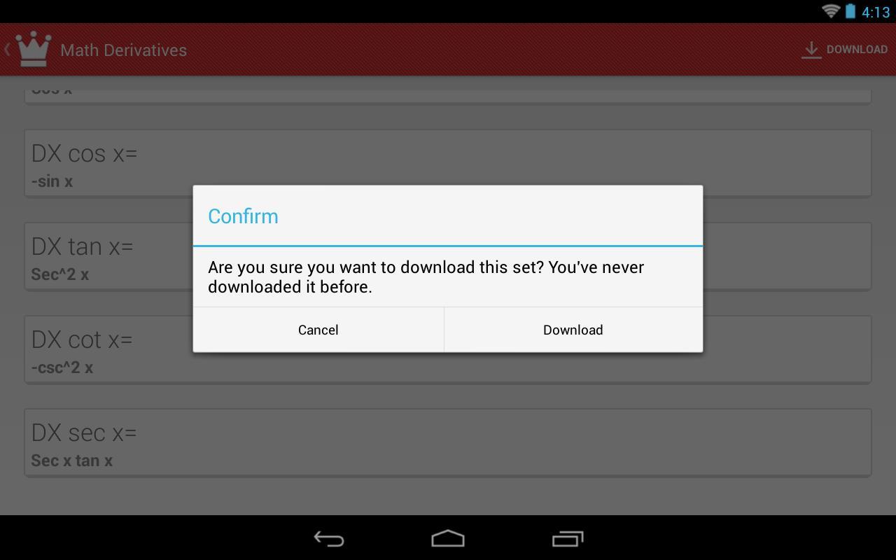 Flash King: Flashcard Maker APK Download - Free Education APP for ...