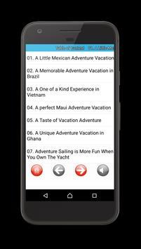 Guides for Adventure Sailing screenshot 3