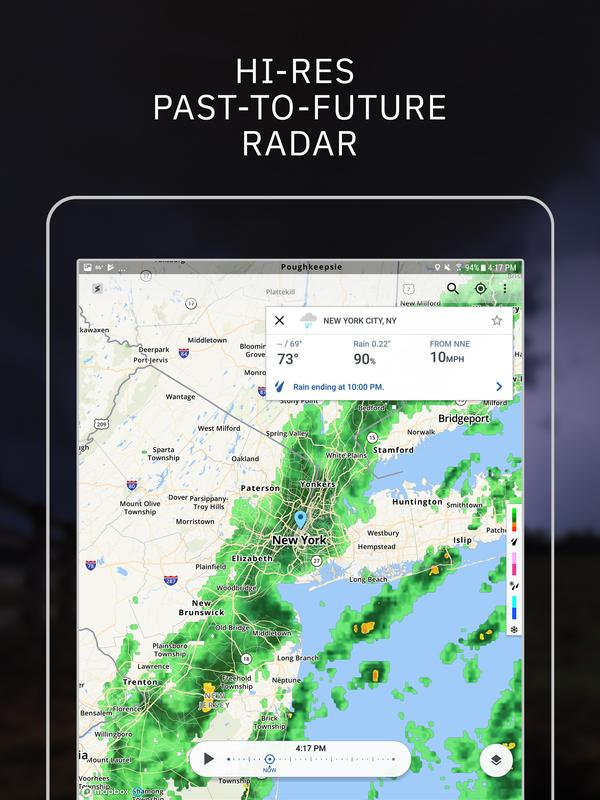 Storm Tracker Noaa Weather Radar Live Gps Maps For Android Apk