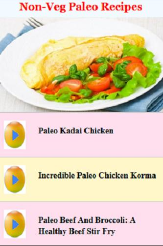 Paleo diet non veg recipes apk download free music audio app for paleo diet non veg recipes poster forumfinder Image collections