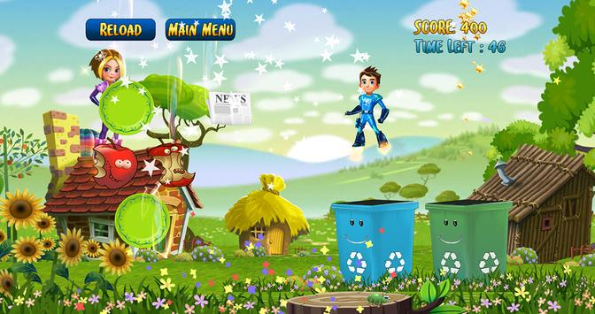 Ava and Avior Save the Earth apk screenshot