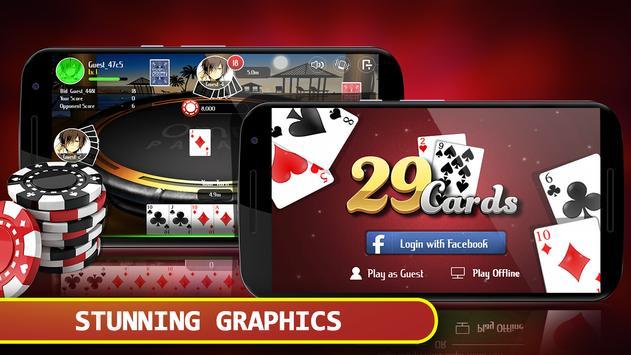 29 Card Game screenshot 10
