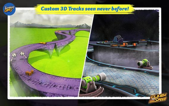 Clash for Speed – Xtreme Combat Car Racing Game تصوير الشاشة 21