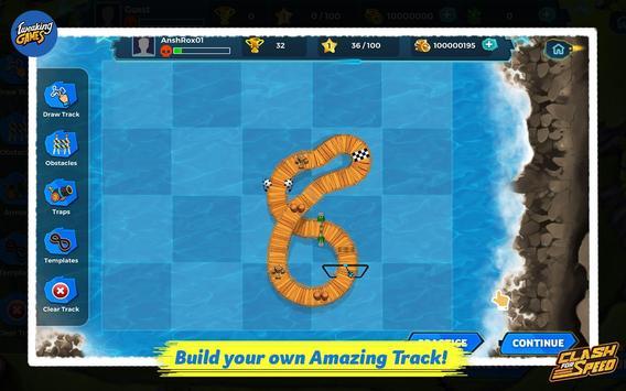 Clash for Speed – Xtreme Combat Car Racing Game تصوير الشاشة 3