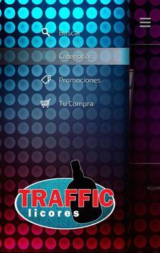 Traffic Licores screenshot 5