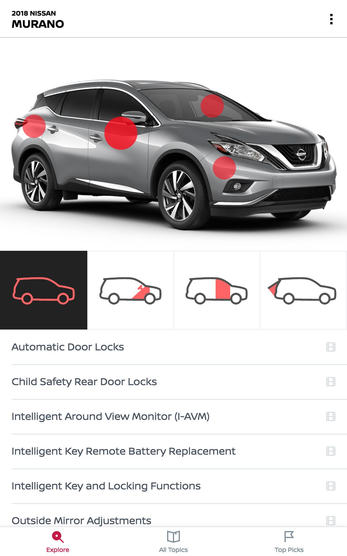 Nissan Quick Guide for Android - APK Download