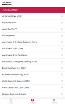 Nissan Quick Guide apk screenshot