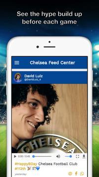 Feed Center for Chelsea FC apk screenshot