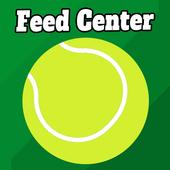 Tennis Feed Center - ATP WTA icon