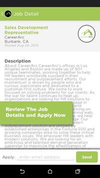 CareerArc Job Search screenshot 3