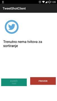 TweetShotClient screenshot 1
