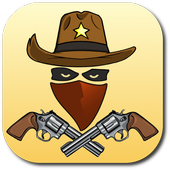 Cowboys Battle! icon