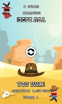 Cowboys Battle! apk screenshot