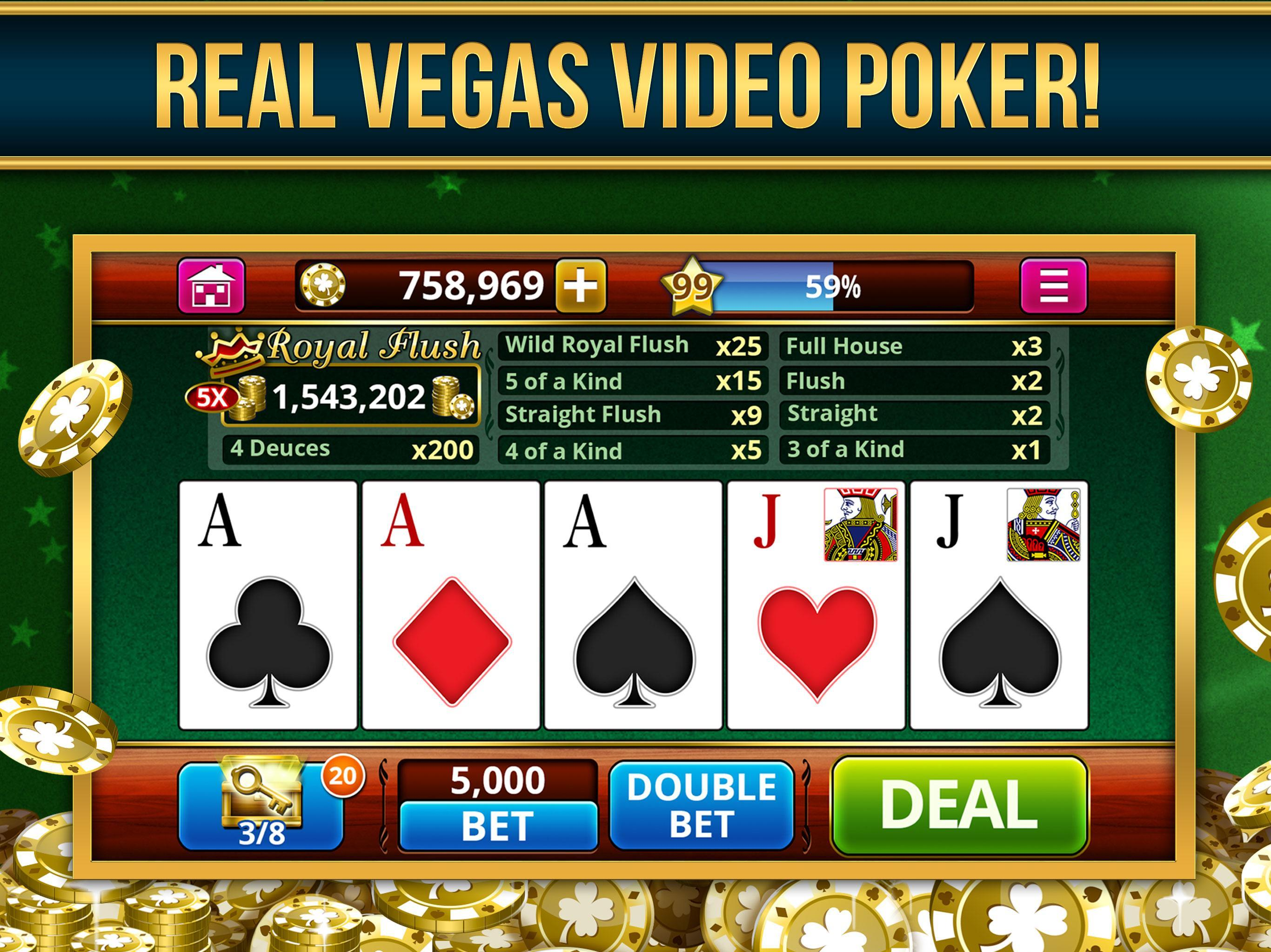 Online Free Video Poker