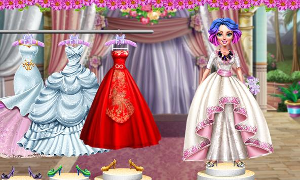 Dress Up Battle: Wedding Games apk screenshot