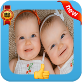 Twin Baby Wallpapers icon